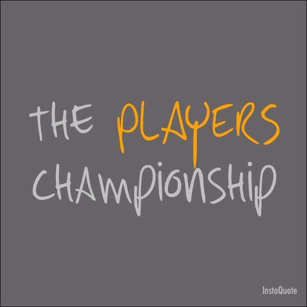 Setup your pool for the players championship this week pools will be